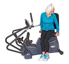 PhysioStep LXT 700 RECUMBENT CROSS TRAINER