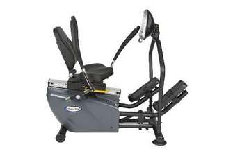 PhysioStep MDX RECUMBENT ELIPTICAL CROSS TRAINER with swivel seat