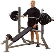 SIB359G  COMMERCIAL  INCLINE OLY BENCH
