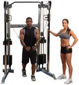 GDCC210 BODYSOLID FUNCTIONAL TRAINER 64' WIDE