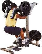 GSCL360  B.S. LEVERAGE  SQUAT CALF MACHINE