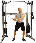 GDCC200 BODYSOLID FUNCTIONAL TRAINER 78' WIDE