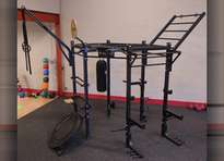 Hexagon Pro Training Rig CLUB PACK 98' TALL