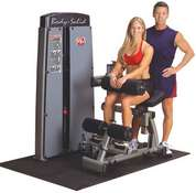 Body Solid Pro-dual Series Commercial Gym Equipment