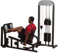 Body Solid Gym Selectorized Series Light Commercial Gym Equipment