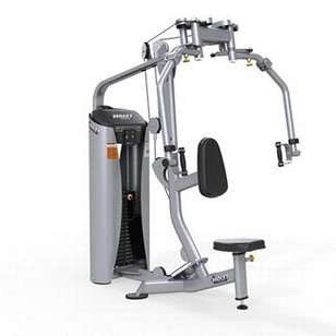 HOIST FITNESS  HD-3900 Pec Fly/Rear Delt
