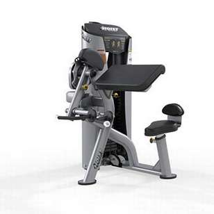 HOIST FITNESS  HD-3100 Preacher Curl/Triceps Extension