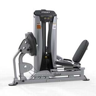 HOIST FITNESS   HD-3403 Leg Press/Calf Raise