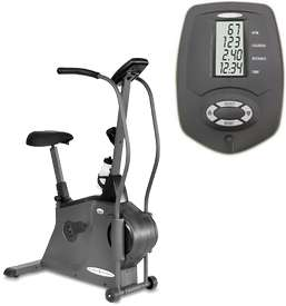Vision fitness E4000  DUAL ACTION BIKE