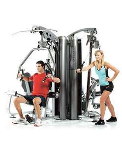 TUFF STUFF AP-7400 4-Station Multi Gym System