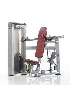 TUFF STUFF PPS-205 SHOULDER PRESS (SINGLE) Proformance Plus Commercial Strength