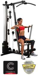 G1S BODYSOLID GYM