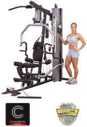 G5S BODYSOLID  SINGLE STACK HOME GYM