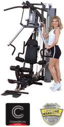 G6B BODYSOLID  BI-ANGULAR PRESS HOME GYM