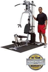 BSG10X POWERLINE HOME GYM