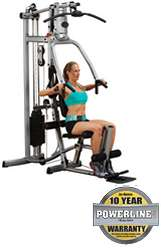 P1X POWERLINE HOME GYM
