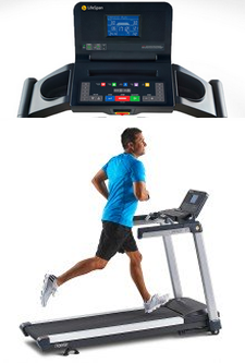 Lifespan TR5000i Light-Commercial Treadmill