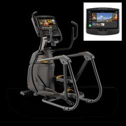 MATRIX A50 XUR CONSOLE ASCENT TRAINER WITH MULTI GRIP W/INDUCTION BRAKE