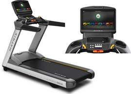 MATRIX T7xi Treadmill AC110 W/19""