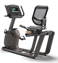 MATRIX R30 Recumbent Exercise Bike | XER Console