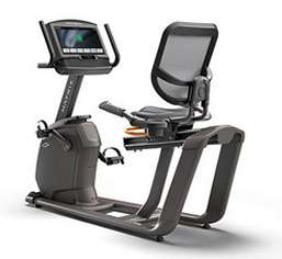 MATRIX R30 Recumbent Exercise Bike | XIR Console