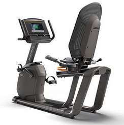 MATRIX R50 Recumbent Exercise Bike | XER Console