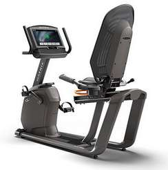 MATRIX R50 Recumbent Exercise Bike | XIR Console