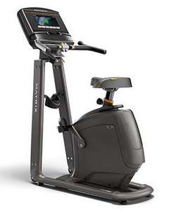 MATRIX U30 Upright Bike | XER Console