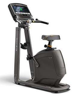 MATRIX U30 Upright Bike | XIR Console