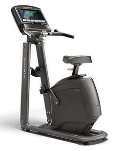 MATRIX U50 Upright Bike | XIR Console