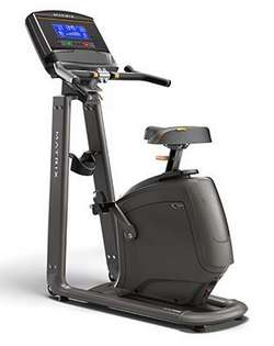 MATRIX U50 Upright Bike | XR Console