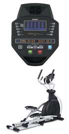 SPIRIT FITNESS CE800 ELLIPTICAL (COMMERCIAL)