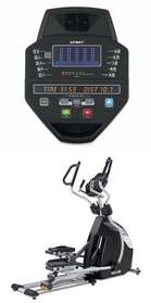 Spirit Fitness CE850 Elliptical Trainer