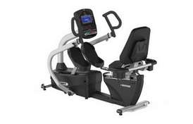 SPIRIT FITNESS CRS800 RECUMBENT STEPPER