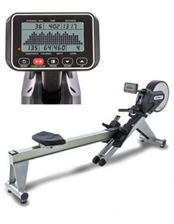SPIRIT FITNESS CRW800 ROWER COMMERCIAL