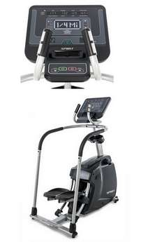 Spirit Fitness CS800 Stepper commercial