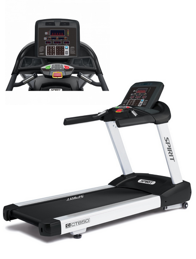 CT850 TREADMILL COMMERCIAL