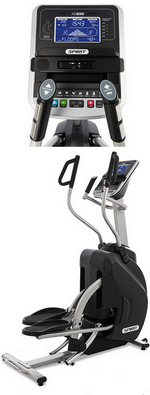 SPIRIT FITNESS XS 895 ADJ. INCLINE STEPPER