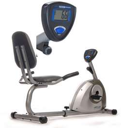 Stamina Magnetic Recumbent 1350 Exercise Bike - 15-1350B