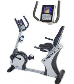 Stamina Magnetic Fusion 7250 Exercise Bike - 15-7250B