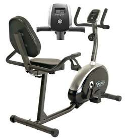 Avari R210 Magnetic Recumbent Bike - A150-210