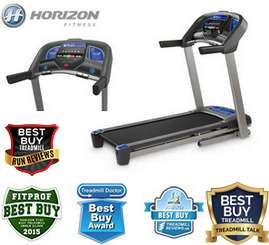 HORIZON FITNESS T101 GO SERIES TREADMILL