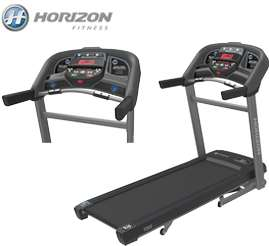 HORIZON FITNESS T202 GO SERIES TREADMILL