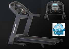 HORIZON FITNESS 7.4 AT STUDIO SERIES TREADMILL