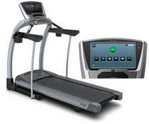 VISION FITNESS TF20 TOUCH FOLDING TREADMILL