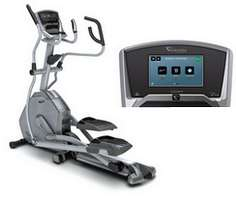 VISION FITNESS XF40 ELEGANT FOLDING ELLIPTICAL