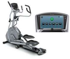 VISION FITNESS XF40 TOUCH FOLDING ELLIPTICAL