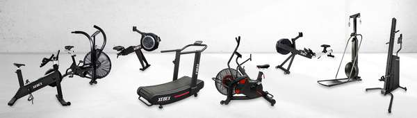 Rowers, Air Bikes, Treadmills, Cardio Equipment
